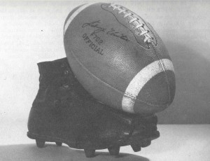 Stephenson Kicking shoe