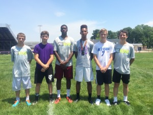 Indianapolis 2016 Camp Winners