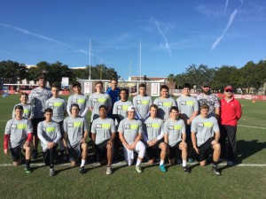 Ray Guy Prokicker.com Tampa Winter Camp Winners