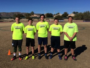 Prokicker.com Phoenix Winter Camp Winners
